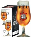 TAÇA MUNIQUE 380ML CORINTHIANS FIEL