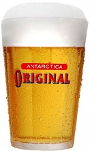 Copo Original cerveja Antarctica 190 ml - Americano.
