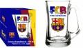 Caneca Scandinavia - 355 ml, Barcelona FCB - decorado e distribuído por Globimport sob licença, com embalagem