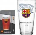 Copo Pub - 470 ml, Barcelona DECORADO - decorado e distribuído por Globimport sob licença, com embalagem