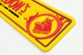 Barmat em PVC - Gordons - 120mm x 500mm x 10mm