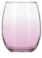 COPO STEMLESS 430 ML ROSA
