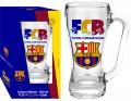 Caneca Milene - 500 ml, Barcelona FCB - decorado e distribuído por Globimport sob licença, com embalagem