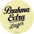 BOLACHA CHOPP BRAHMA EXTRA LAGER