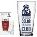 COPO PUB - 470 ML - REAL MADRID CLUB