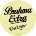 BOLACHA BRAHMA EXTRA RED LAGER