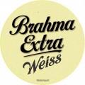BOLACHA CHOPP BRAHMA EXTRA WEISS